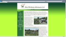 West Wickham Allotments Limited